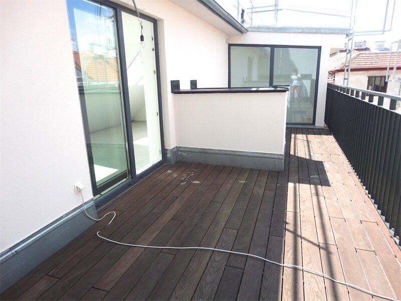 Terrassenhit über den Dächern, Neubau (Ausbau von Altbau) - schlüsselfertig, 19 m2 Terrasse, Nähe U6-Nußdorferstraße! /  / 1180Wien / Bild 5
