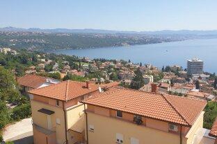 Exklusive Apartments in Istrien –  im mondänen K&K-Kurort OPATIJA- zwischen 61 m² bis 163 m² + Terrassen