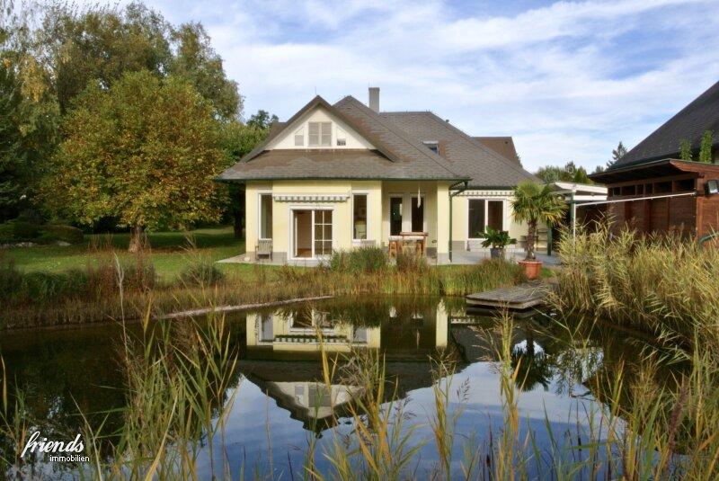Villa mit Schwimmbiotop in Guntramsdorf /  / 2353Guntramsdorf / Bild 0