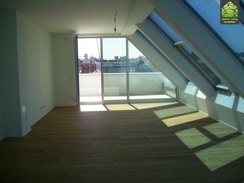Penthouse-Wohnung mit großer Terrasse und Rundumblick /  / 1010Wien / Bild 3