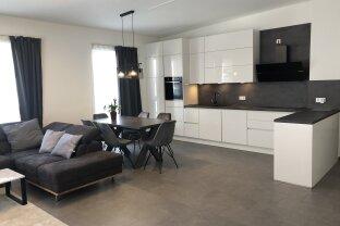 MÜNSTER - Neuwertige  möblierte 3 Zimmergartenwohnung