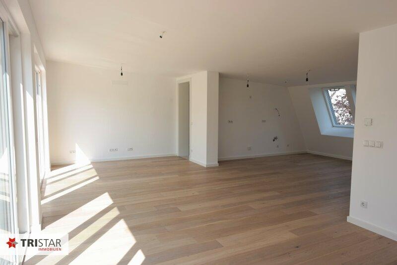 :::Erstklassige Neubaumaisonettewohnung im Baurecht mit 2 Terrassen in absoluter Grünruhelage::: /  / 3400Klosterneuburg / Bild 6
