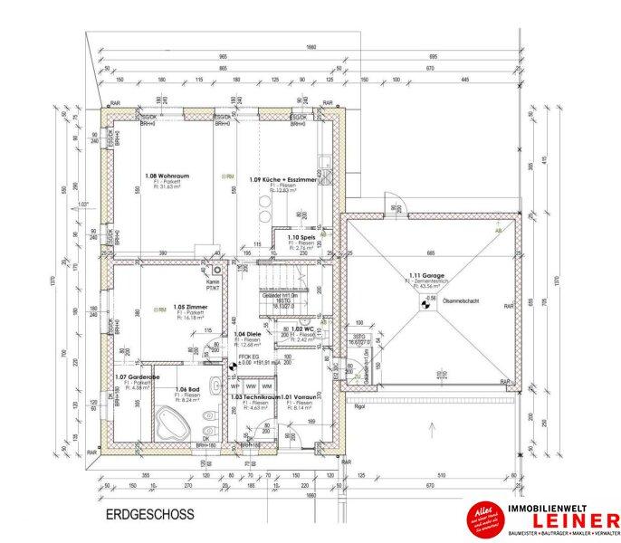 Hainburg - Exklusives Einfamilienhaus mit Seezugang Objekt_10417 Bild_387