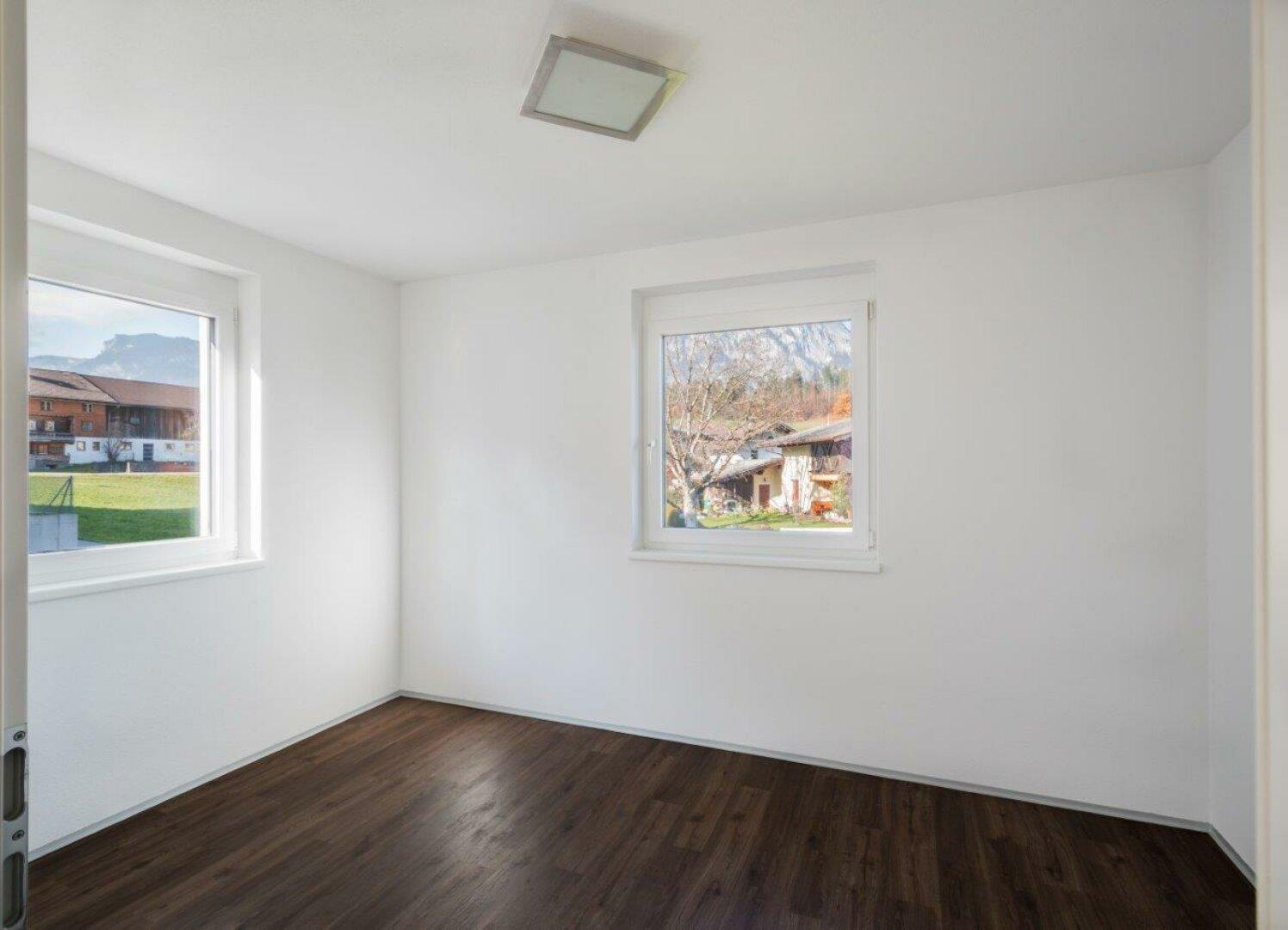 Zimmer, 4-Zimmer Maisonette Wohnung, Schwoich