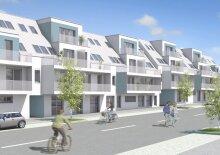 Terrassenwohnung im Dachgeschoß - 3 Zimmer