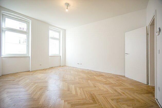 Foto von NEU! ++ 2 Zimmer-Altbauwohnung RENOVIERT und sehr ruhig gelegen (Top 28-29) ++