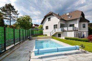 Wohlfühloase mit Garten und Pool und ehemaliger Autowerkstätte - zwischen Krems a. d. Donau und St.Pölten