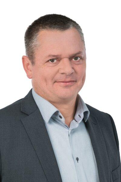 Herr Wolfgang Pacher