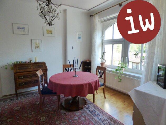 Jahrhundertwende-Villa am Fuß der Weinberge in Weidling