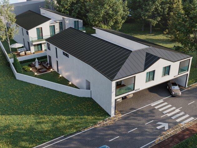 Foto von +NEU NEU+  Perfekt aufgeteilte 5-6 Zimmer Doppelhaushälfte im Zentrum Parndorfs