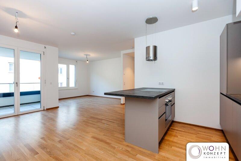 Goldegg Gardens: 64m² Erstbezug mit Designerküche - 1040 Wien