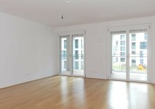 VERMIETET - Hochwertiger - Neubau - Erstbezug - 2 Zimmer Wohnung mit 15 m² Loggia und viel Komfort