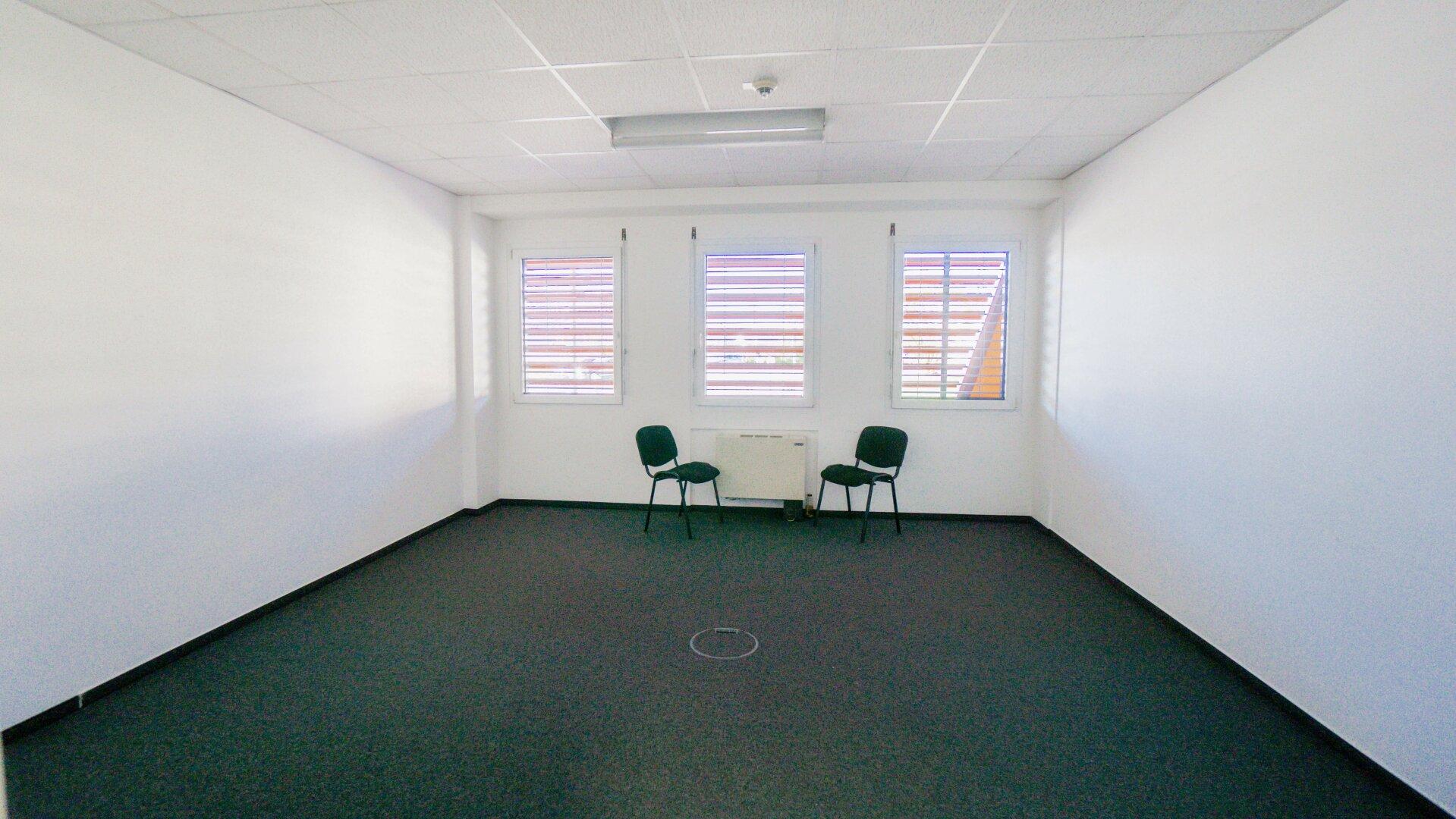 Büro Erdgeschoss