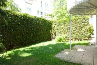 Schöne Gartenwohnung in Ober St. Veit