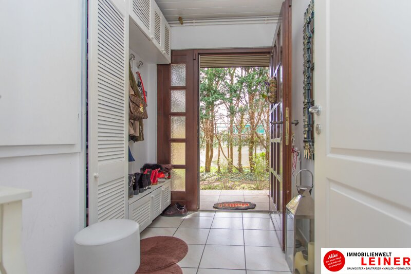 Ihr Haus * BUNGALOW* in Schwadorf mit 1077 m² Grund und Pool - verbringen Sie den nächsten Sommer im eigenen Garten Objekt_8819 Bild_639
