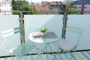 BALKON - sonnige 2 Zi Wohnung - WG geeignet - nahe U6 Floridsdorf & VetMed - ruhig