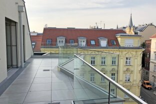 CG 15 - ERSTBEZUG DG-Wohnung mit Terrassen! Cottageviertel
