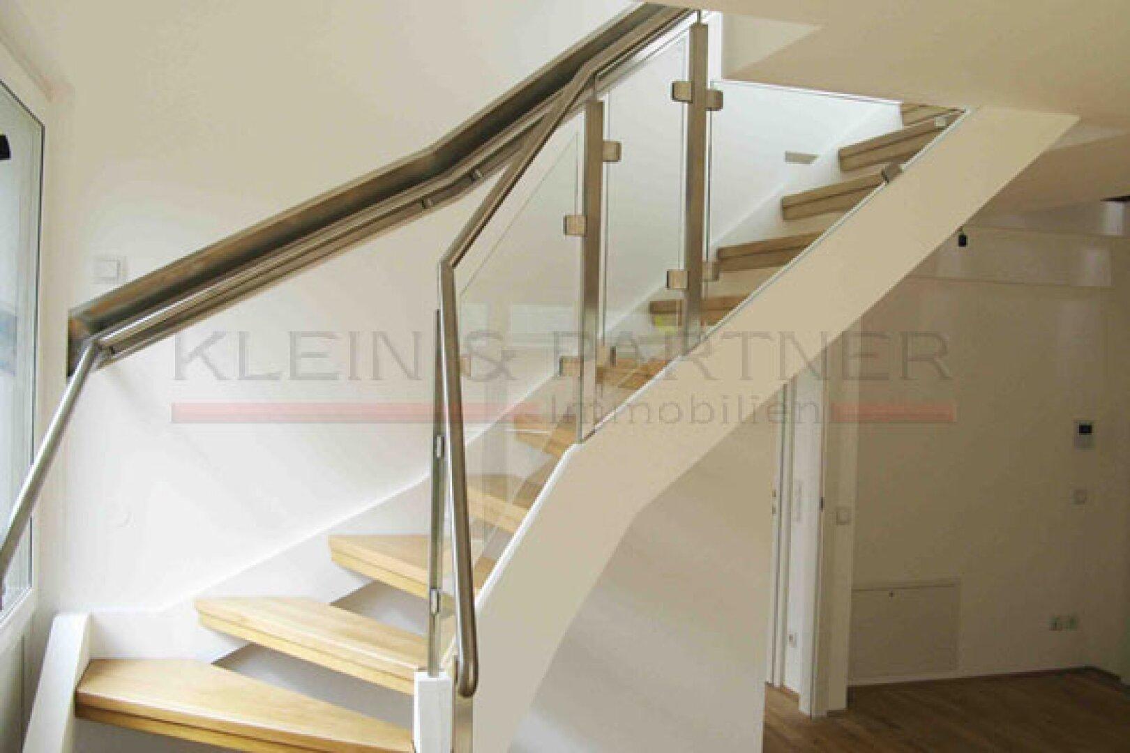 4. Treppenaufgang