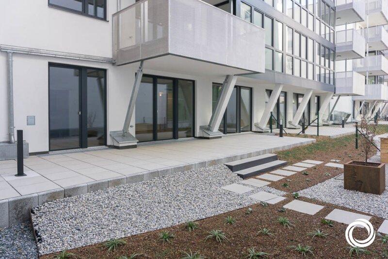 1060 // Die Natur in der Stadt! Terrassen - Eigentum!
