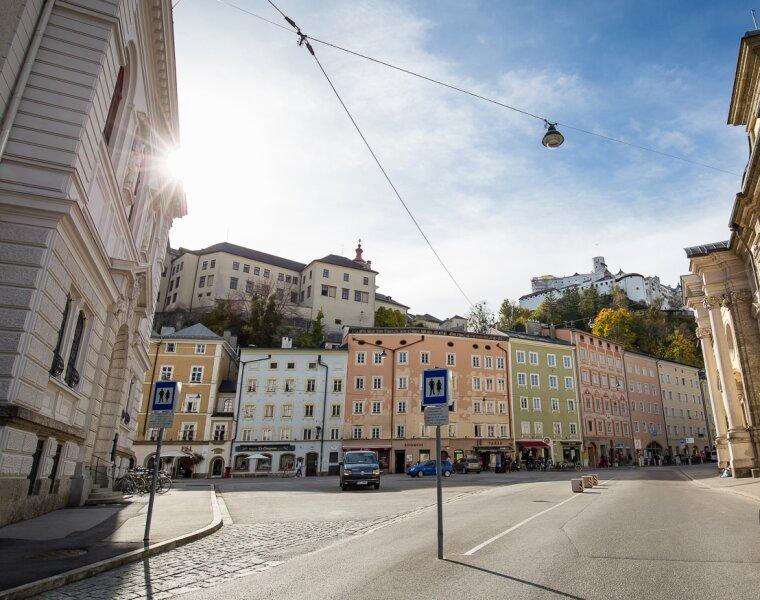 Werterhalt Altstadt: Zinshausanteil