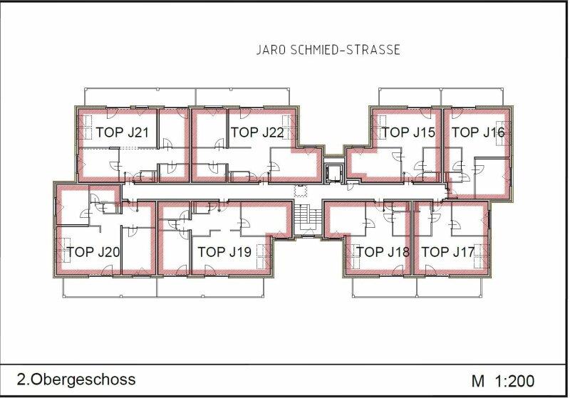 Provisionsfrei direkt vom Bauträger! Moderne Dachgeschosswohnung in Korneuburger-Top-Lage inkl. KFZ-Stellplatz /  / 2100Korneuburg / Bild 16