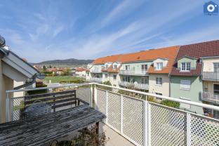 Perfekte Starterwohnung für Jungfamilien - 3 Zimmer mit Balkon - Pfaffstätten