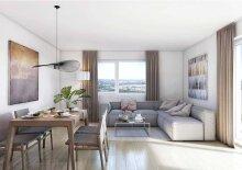 Balkonwohnung mit 2 Zimmern - Entspanntes Wohnen direkt am Badeteich
