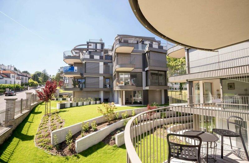 möbliertes Apartment mit Garten am Kaasgraben /Kaasgraben Residenzen/