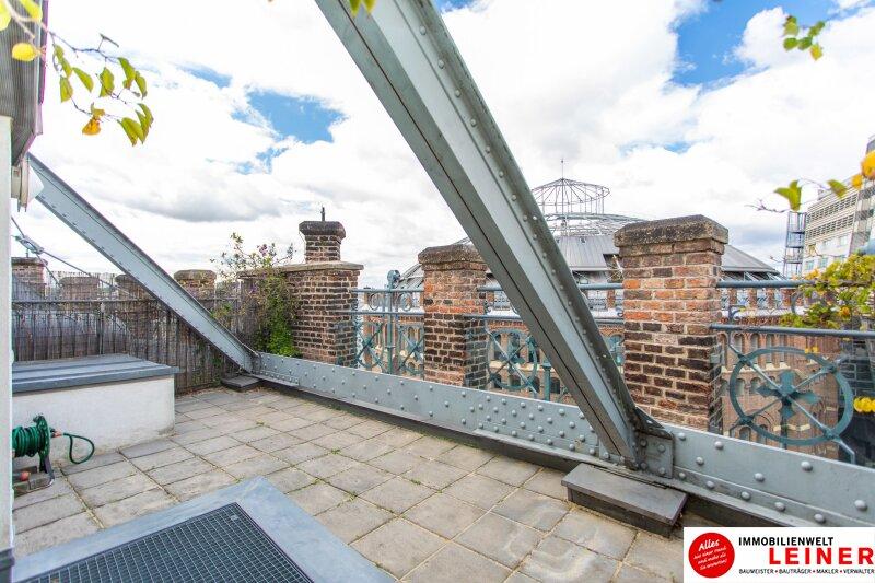 Wunderschöne Dachterrassenwohnung im Gasometer Objekt_10083 Bild_896