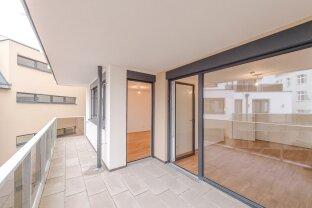 3-Zimmer Wohnung mit großer Loggia nahe U4