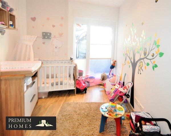 Kirchbichl Zweifamilienhaus_ verwirklichte Ideen der Gemütlichkeit_Kinderzimmer 1