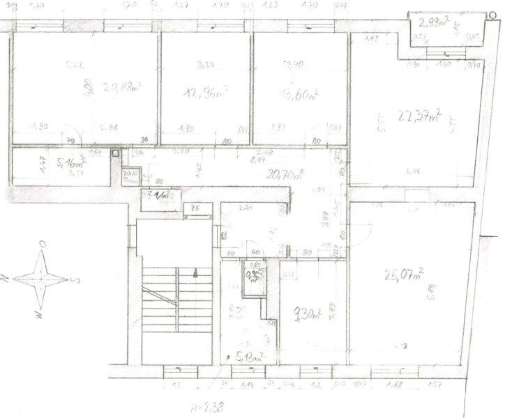 Großzügige Familienwohnung in Toplage: 5 Zimmer + Küche, Loggia, guter Zustand, ruhig + hell, Nähe Linie 37 Gatterburggasse! /  / 1190Wien / Bild 13