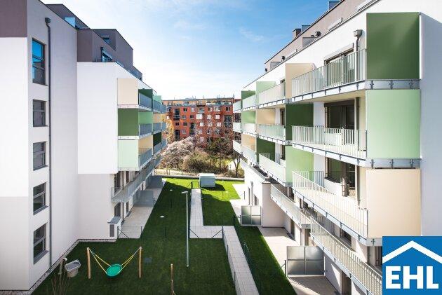 GARAGEN-SOMMERAKTION - ERSTBEZUG: Wohnen im grünen Norden Wiens