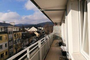 ERSTBEZUG nach Sanierung - 2 Zimmer & 13 m² Balkon
