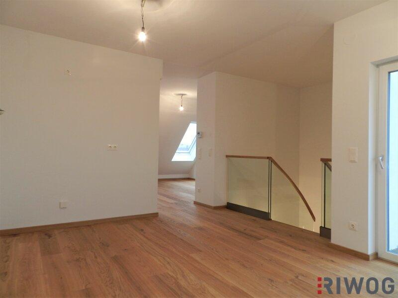 Bis zum Steffl und retour | 3-Zimmer Dachgeschosswohnung auf zwei Ebenen | exklusiver ERSTBEZUG /  / 1050Wien / Bild 3