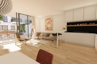 MIETKAUF - Hoftrakt - 2 Zimmer Wohnung mit Balkon