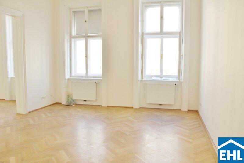 Wunderschöne 5-Zimmer-Altbauwohnung direkt in der City /  / 1040Wien / Bild 1