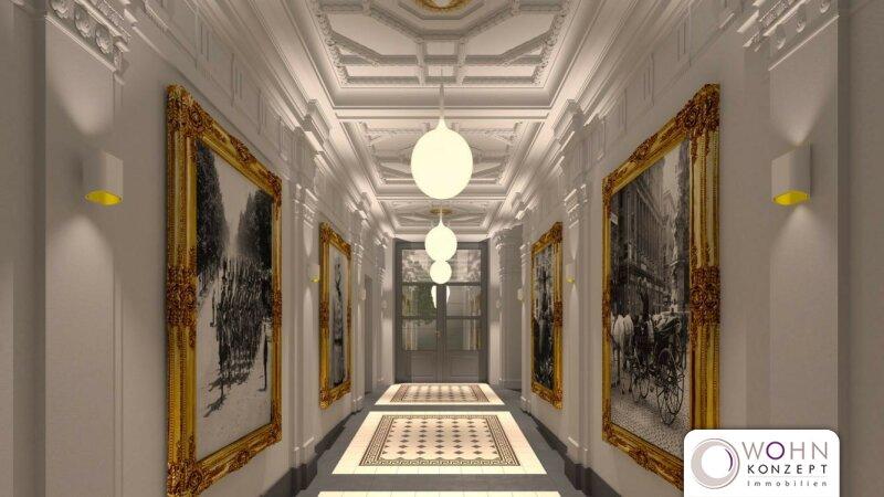 PALAIS KOLIN - EXKLUSIVES WOHNEN MIT CONCIERGE + FITNESSCENTER + GARAGE /  / 1090Wien / Bild 7