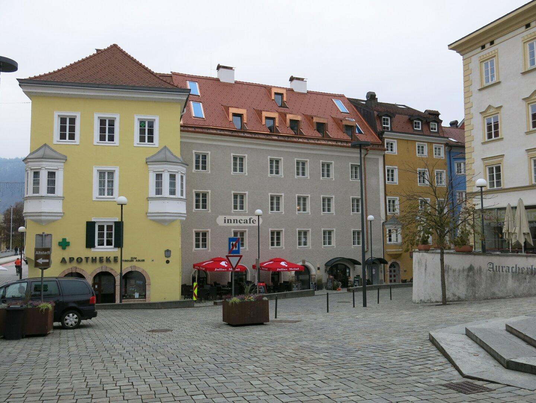 Mietwohnung Kufstein, Unterer Stadtplatz