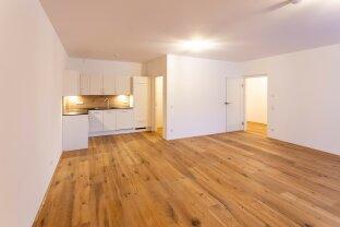 3-Zimmer-Terrassenwohnung zum Erstbezug