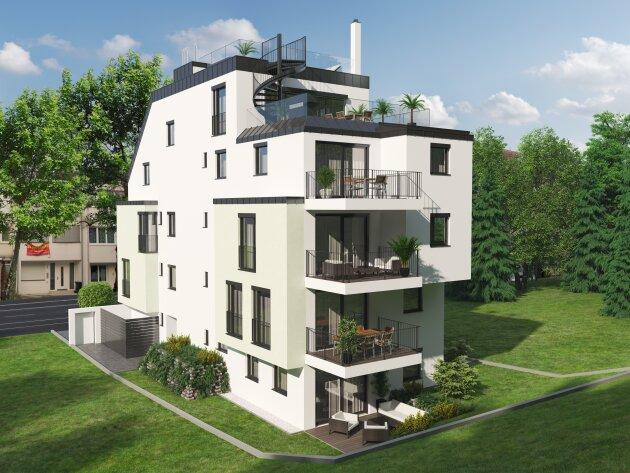 FAMILIEN(t)RAUM - 5-Zimmer - ca. 130m² - Garten - Terrasse - Balkon - Fertigstellung Frühjahr 2020