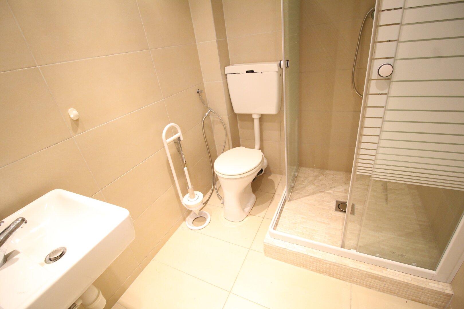Kellergeschoß - Badezimmer