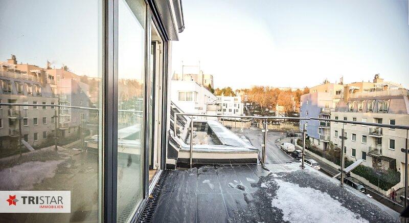 NEU! ++ 3 Zimmer-Dachgeschosswohnung in 1130 Wien, Neubau, Balkon, Dachterrasse mit Wienblick  (Top 8) ++ /  / 1130Wien / Bild 0