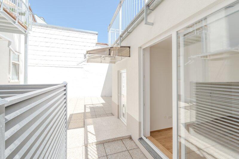 ++NEU** Exklusives HOFHAUS mit großzügigen Freiflächen (70m²), ERSTBEZUG! + Garage /  / 1160Wien / Bild 18