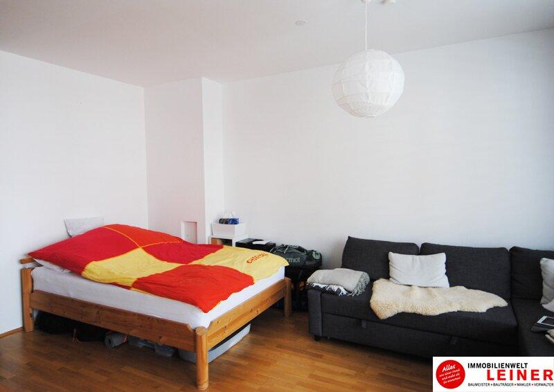 Großzügige Einzimmerwohnung mit Tiefgaragenplatz in Schwechat Objekt_9688 Bild_782