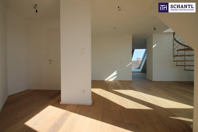 Top-Immobilie! Traumhafte Penthouse-Wohnung in einem komplett sanierten Haus! /  / 1190Wien / Bild 6