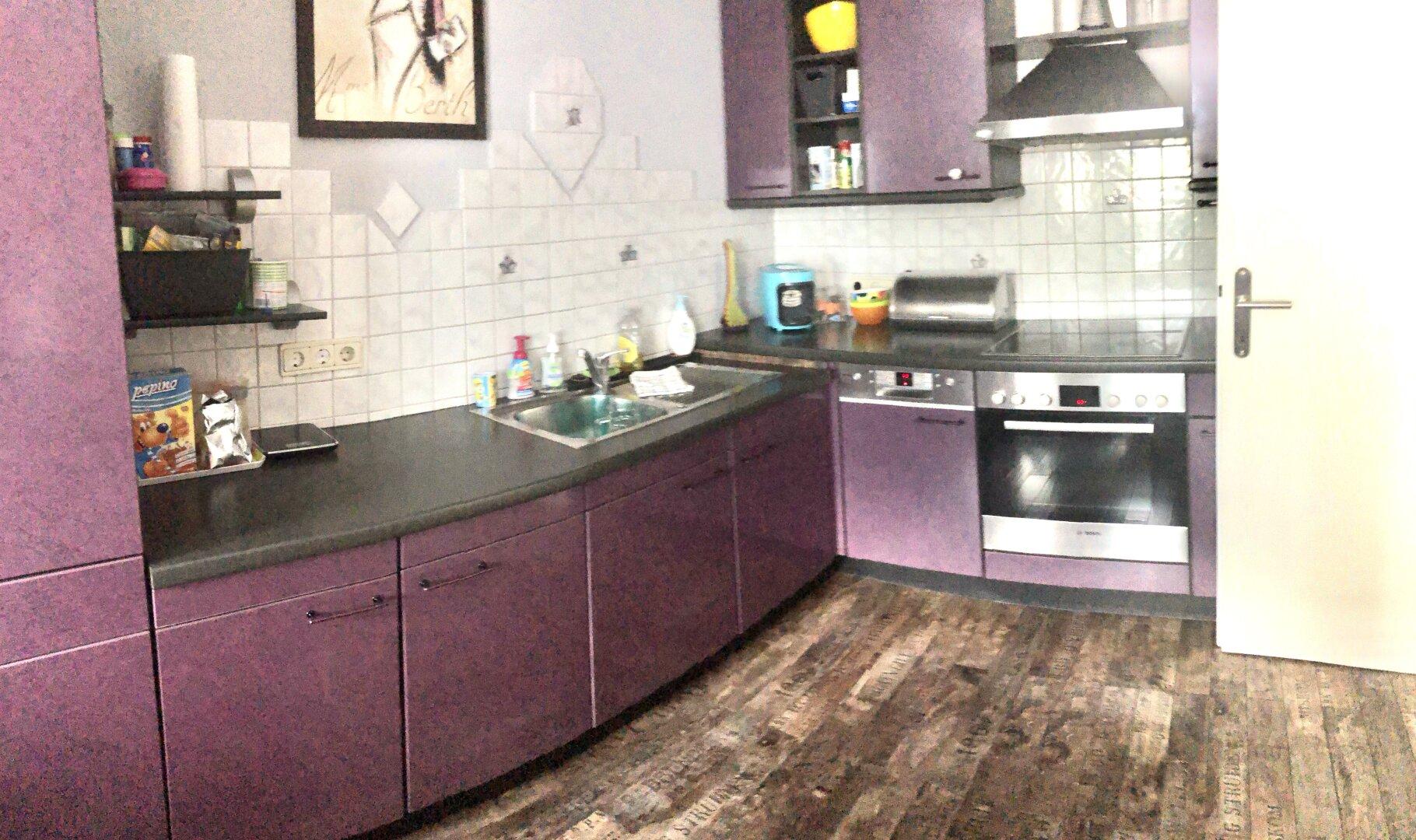 tolle Wohnküche