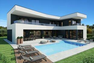 Exklusive Neubau-Villa unweit von Porec