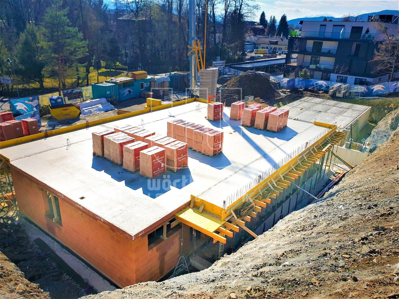 Baustellenfortschritt 02.04.2020