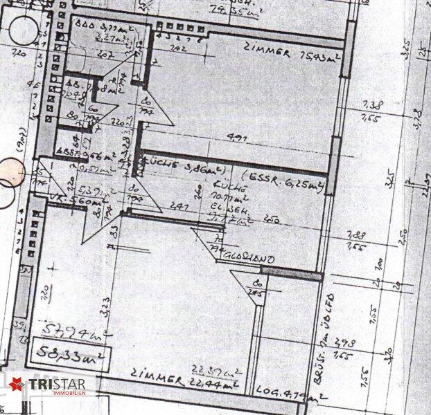 Wunderschöne Loggia-Wohnung in Ruhelage beim Währingerpark! /  / 1190Wien / Bild 10